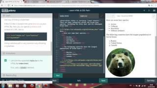 Tutorial HTML-CSS by Muchlisin Amin #part3