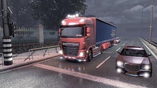 getlinkyoutube.com-DAF Euro 6 ETS2 (Euro Truck Simulator 2)
