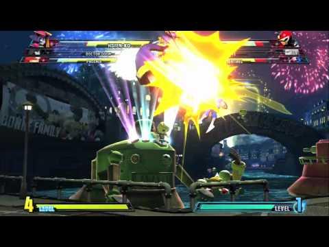 Marvel vs. Capcom 3 Gameplay Video #17