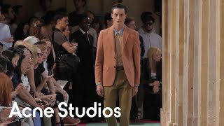 getlinkyoutube.com-Acne Studios Men's Spring/Summer 2012 show