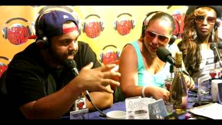 A.D. THE GENERAL INTERVIEWS JOELL ORTIZ ON #MEMOIRSBYADTHEGENERAL ELEGANTHOODNESS RADIO