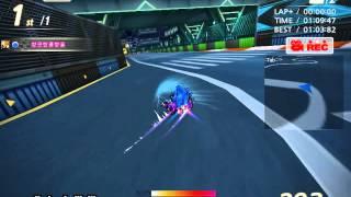 카트라이더 kartrider 빠름 WKC 싱가폴 서킷 2:06:92 뉴 스토커