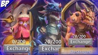 getlinkyoutube.com-Castle Clash Exchange Theories!
