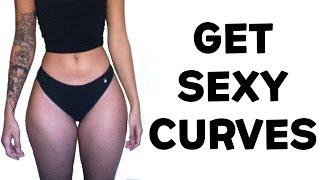 getlinkyoutube.com-❤️How To Get An Hourglass Figure Naturally   4 Hourglass Figure Exercises For Sexy Curves!