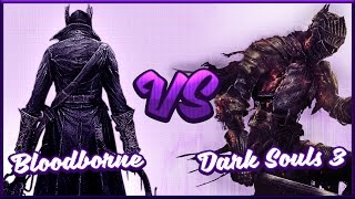 getlinkyoutube.com-Bloodborne vs. Dark Souls 3