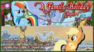 getlinkyoutube.com-Pony Tales [MLP Fanfic Readings] A Family Holiday: Ch01 (Romance - AppleDash) CHRISTMAS SPECIAL 2016