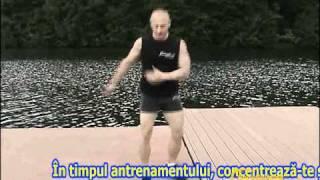 getlinkyoutube.com-Antrenament cardio 30' arderea caloriilor #1 (avansati) 1/4