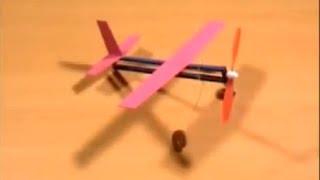 getlinkyoutube.com-Como hacer un avión poderoso