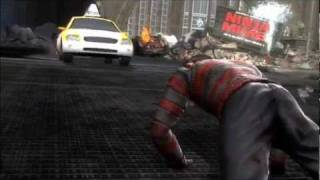 getlinkyoutube.com-Mortal Kombat (2011) - Freddy's Dead: The MK Nightmare (Xbox 360)