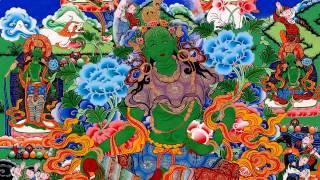 ศยามตาราโพธิสัตว์หฤทัยธารณี 綠度母菩薩真言