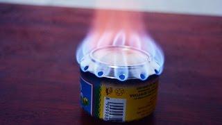 getlinkyoutube.com-membuat kompor spirtus sederhana / how to make alcohol stove
