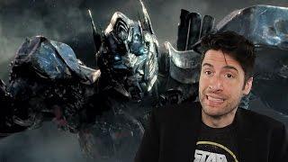 getlinkyoutube.com-Transformers: The Last Knight - Teaser Trailer Review