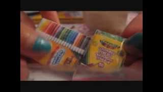 getlinkyoutube.com-How to make school supplies for Agdolls & Barbies