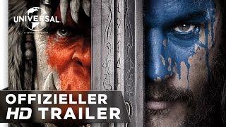 getlinkyoutube.com-Warcraft: The Beginning - Trailer deutsch / german HD