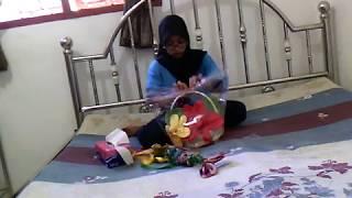 getlinkyoutube.com-Video Kreativitas Parcel Hantaran Pengantin dengan Jilbab Paris