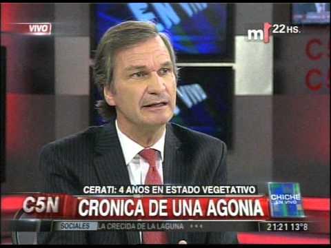 C5N - CHICHE EN VIVO: CERATI, CRONICA DE UNA AGONIA