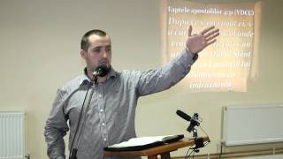 getlinkyoutube.com-( EXPLOZIV ) - Botezul cu Duhul Sfant  -  Dumitru Budac