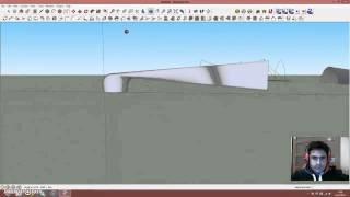 Como utilizar Curviloft; Tutorial Sketchup   MODELARQ