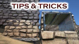 getlinkyoutube.com-Fence Foundations building Tips and Tricks Ark Survival Evolved