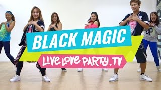 Black Magic by Little Mix | Zumba® | Dance Fitness | Live Love Party