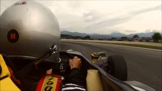 Formel Renault 2.0 Onboard  Red Bull Ring Experience Laps GoPro Hero 3 White Edition