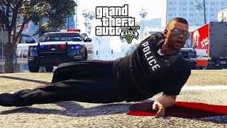 getlinkyoutube.com-GTA V - Random Moments 32 (Worst Cops In The City!)