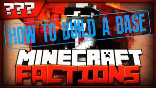 getlinkyoutube.com-Minecraft FACTIONS - How To Build a GOD Base ( Minecraft Faction Server )
