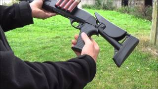 getlinkyoutube.com-ASG- Franchi SAS 12 tactical