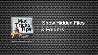 getlinkyoutube.com-How To Show Hidden Files & Folders On Mac OS X