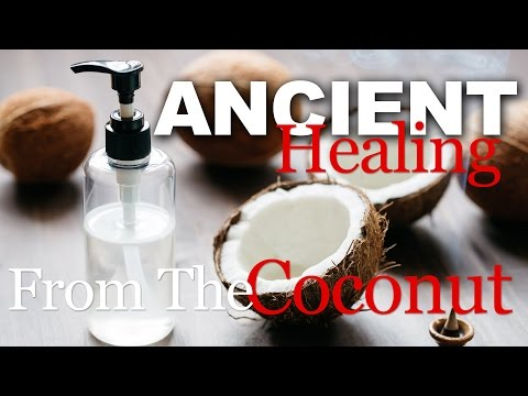 Oil Pulling – Ancient Healing From The Coconut