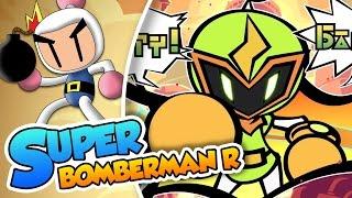 El pasado de Plasma Bomber - #05 - Super Bomberman R con @Naishys (Switch)
