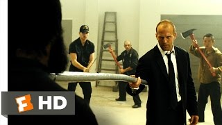 getlinkyoutube.com-Transporter 2 (4/5) Movie CLIP - Trashing the Gang (2005) HD