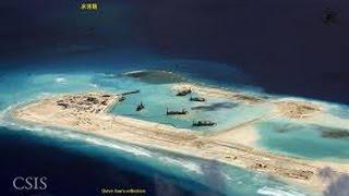 getlinkyoutube.com-挑戰新聞軍事精華版--中國在南海「永暑島」建機場跑道;我國空軍「P-3C」將巡弋太平島