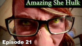 AMAZING SHE HULK - EPISODE 21 - Season 2