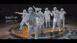 getlinkyoutube.com-JABBAWOCKEEZ at NBA Finals 2016