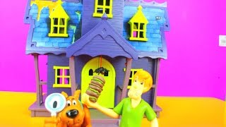 getlinkyoutube.com-Scooby Doo Mystery Mansion with Goo Turrent with Scooby and Shaggy