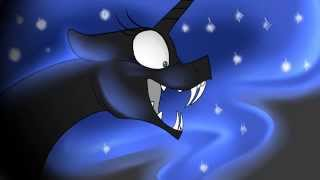 The Confrontation on Luna and Night- NEW ANIMATIC. Read Description Please.