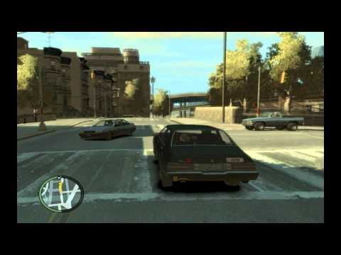 GTA IV - Gameplay HD (only 2 mission)