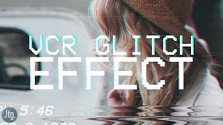 getlinkyoutube.com-Photoshop CC Tutorial: VCR VHS Instagram Camcorder Glitch Effect