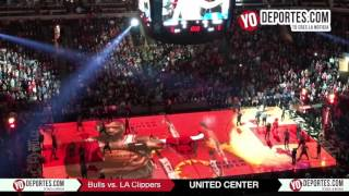 Chicago Bulls vs. LA Clippers Line up United Center