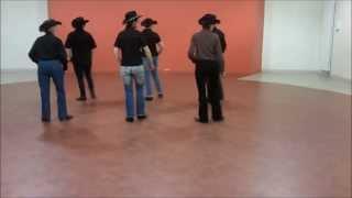 getlinkyoutube.com-CABO SAN LUCAS Line Dance - compte et danse