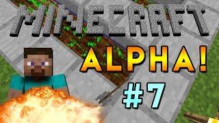 """getlinkyoutube.com-""""LEVEL THE FARM"""" - Minecraft Alpha - Episode 7"""