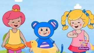 getlinkyoutube.com-Swimming - Mother Goose Club Rhymes for Kids