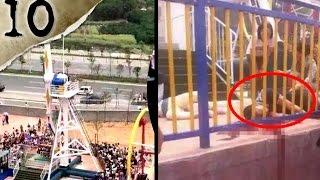 getlinkyoutube.com-10 FREAKIEST Amusement Park Accidents | TWISTED TENS #10