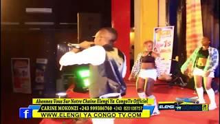 Carine Mokonzi Ayindisi Grave Na Concert Ya Innos'B En Direct Botala Makambu Eleki Kuna