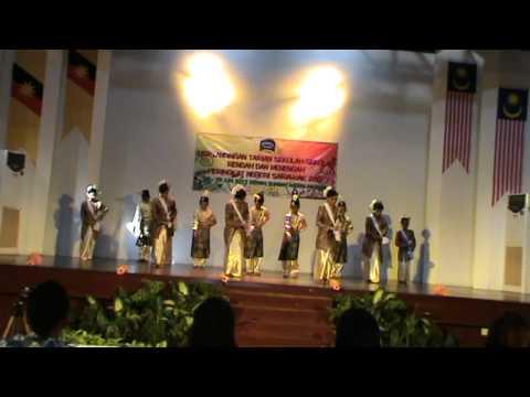 Pertandingan Tarian Peringkat Negeri Swk 2012 - Tandak Anak Melayu - SK Kidurong Btu (Full)