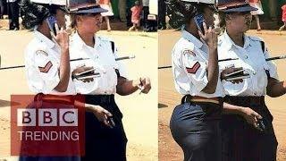 getlinkyoutube.com-Too sexy for Kenya's police?