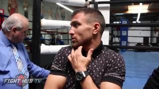 Vasyl Lomachenko declares Gennady Golovkin as best fighter in the world