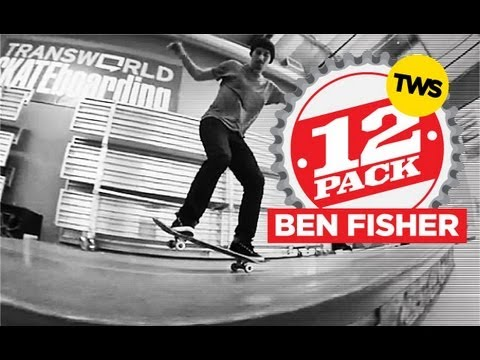 12 Pack: Ben Fisher