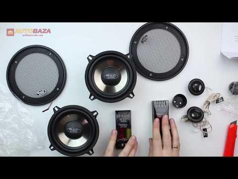 Компонентная акустическая система Mac Audio Power Star 2.13